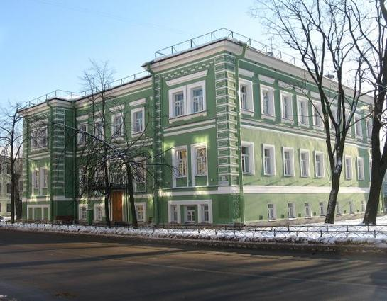 Музыкальная школа в Кронштадте