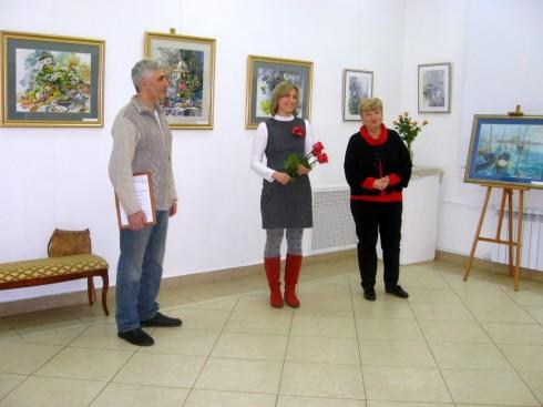 Государственный выставочный зал «Варшавка» представляет выставку Ольги Гавриковой «Вдохновение»
