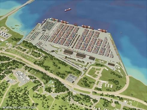 Порт «Бронка»