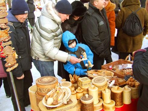 Фестиваль «Новогодний гостинец» в Кронштадте