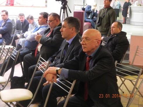 Общественная Палата в Кронштадте: итоги встречи