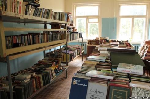 Библиотека в больнице