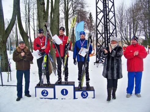 «Лыжни России — 2013» Фото: Газета «Кронштадтский вестник»