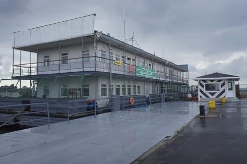 За 2013 год погранконтроль в Кронштадте прошли 605 яхт