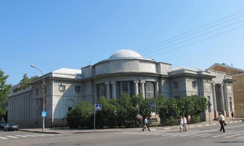 Центральная библиотека Кронштадта