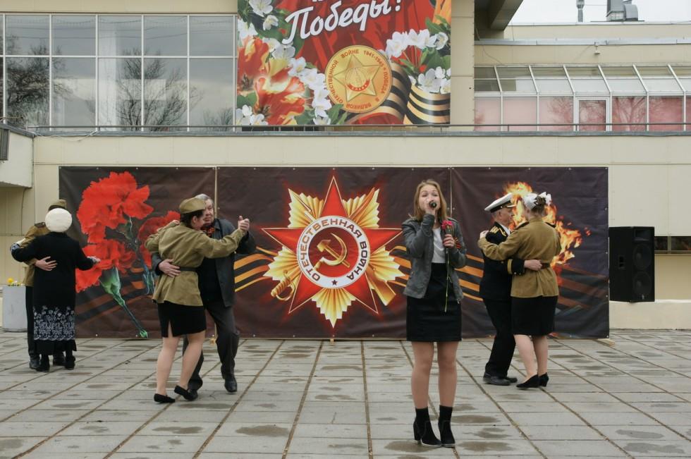 Молодежь Кронштадта приглашают принять участие в фестивале «Сороковые, роковые…»