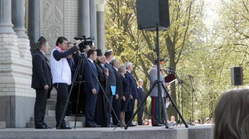 Светлана Медведева, Георгий Полтавченко, Терентий Мещеряков
