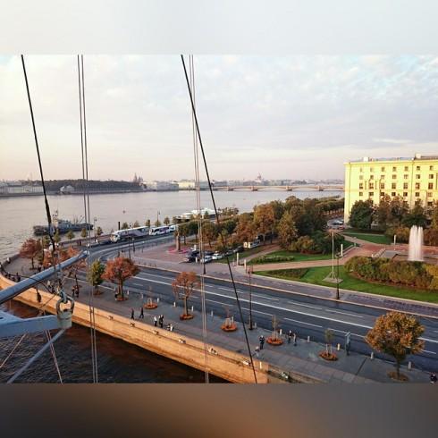 """В Кронштадте задержали """"зайцев"""" с """"Авроры"""""""