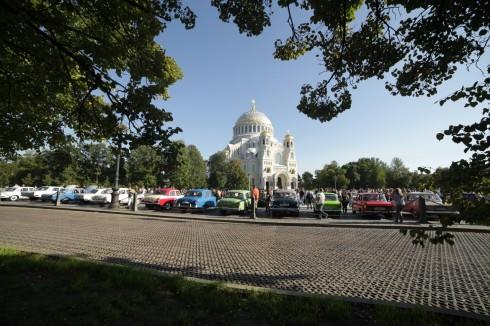 В Кронштадте прошел фестиваль  «ФОРТуна»