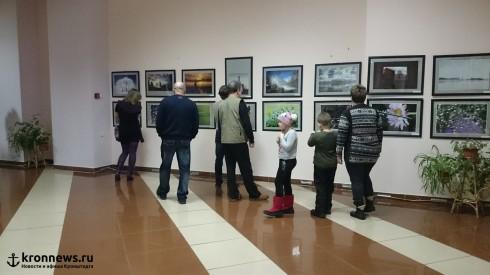 В Кронштадтском Дворце молодежи открылась фотовыставка