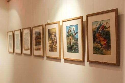 "Выставка ""Путешествие в мир сказок"". Фото: Анастасия Изотова"