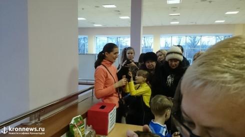 """""""Мартовский Котограф"""" в Кронштадтском Дворце молодежи"""