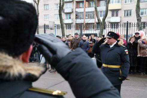 Кронштадтскому морскому кадетскому корпусу исполнилось 20 лет!
