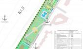 Эскизный проект комплексного благоустройства территории  между ул. Гидростроителей и КАД