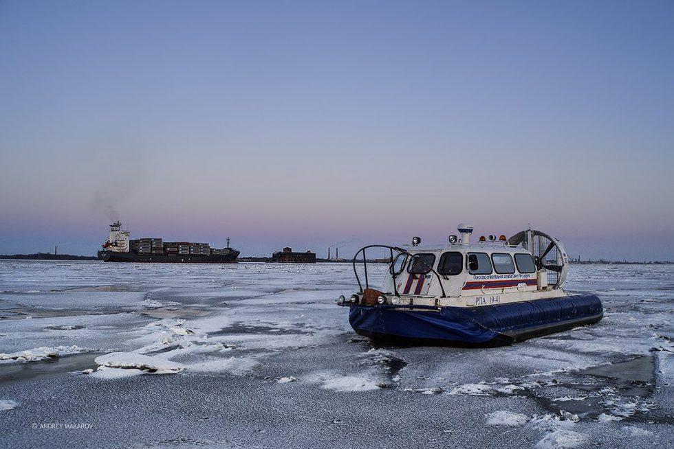 Четырех рыбаков-любителей сняли сольдины